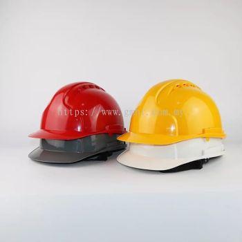 Construction Custom Helmet Industrial Safety Hard Hats