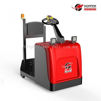 Factory Price Offer Industrial Warehouse Electric Towing Tractor Qsd30m