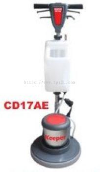 CD17AE SINGLE DISC FLOOR SCRUBBER