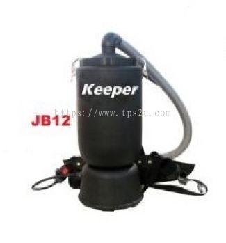 JB12 BACK PACK VACUUM CLEANER