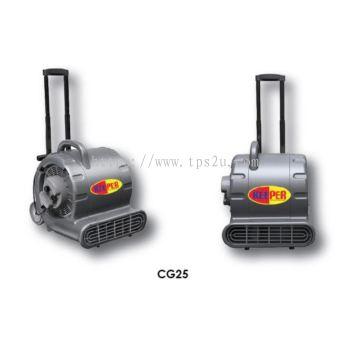 CG25 TURBO BLOWER