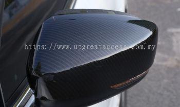 Side Mirror Clip on Carbon Fibre Cover