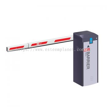 BR630T MAG Telescopic Arm Barrier Gate