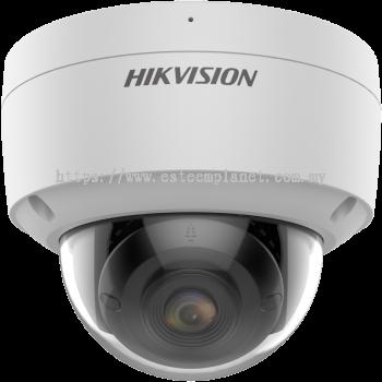 2 MP ColorVu Fixed Dome Network Camera