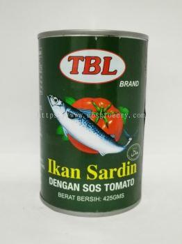 TBL Sardines Fish 425g