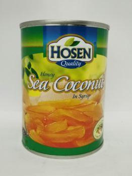 HOSEN Honey Sea Coconut In Syrup 565g ��Ҭ���ǽ� Sirap Madu Kelapa