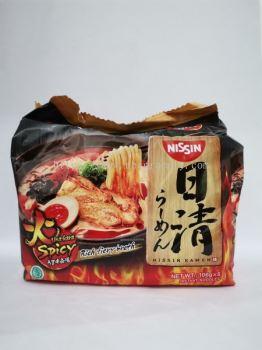 NISSIN Spicy Ramen 5's