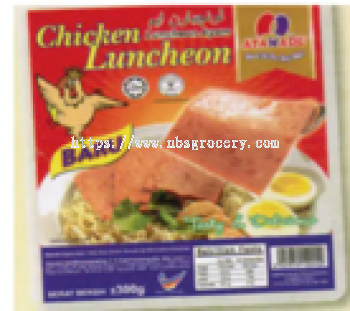 AYAMADU CHICKEN LUNCHEON MEAT 300G
