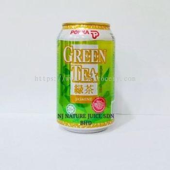 POKKA JASMINE GREEN TEA 300ML