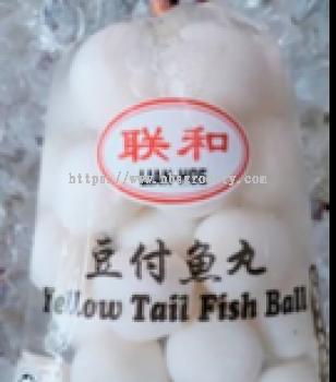 LH YELLOW TAIL FISH BALL 180G ��������