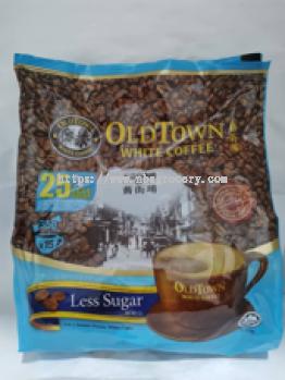 OLDTOWN WHITE COFFEE LESS SUGAR 15'S