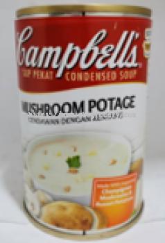 CAMPBELL'S MUSHROOM PATAGE 300G