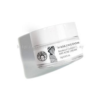 Maskingdom Breakout Control Anti Acne Cream 5ml