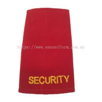 SC03RD Epaulette Merah