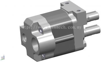 315-9310-008 (Heil PT-215-1748) Dual Shaft Hydraulic Gear Pump For Dump Truck