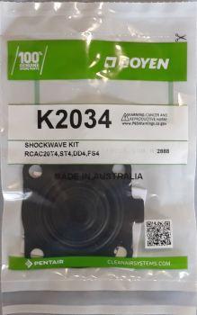 K2034 Goyen Diaphragm Kit