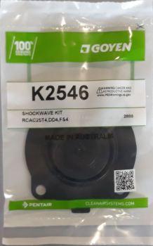 K2546 Goyen Diaphragm Kit