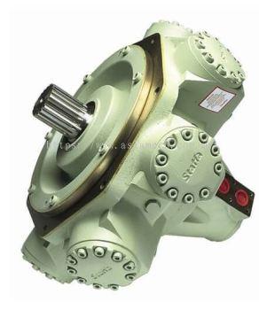 Staffa Hydraulic Piston Motor