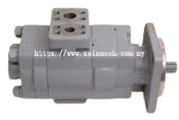 D134590 Case Hydraulic Pump 580K Phase I  (Early Serial Number)