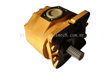 07448-66200 Komatsu main pump for bulldozer D355A-5