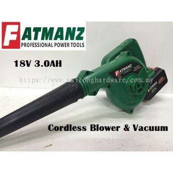 FATMANZ  CORDLESS BLOWER & VACUUM