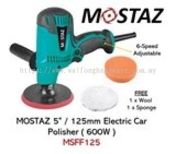 electric car poliser mostaz MSFF125
