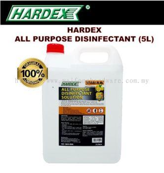 hardex all purpose disinfectant 5L