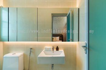 Condo - Bathroom, Modern