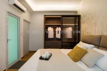 Condo - Bedroom, Modern