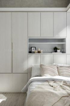 Studio - Bedroom, Scandi Industrial