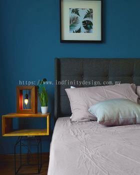Condo - Bedroom, Scandinavian
