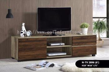 NTV2896 6FT TV Cabinet