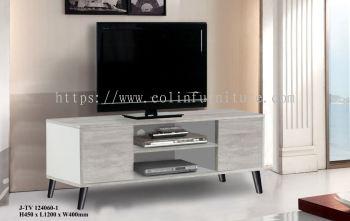 J-TV 124060-1 4FT TV Cabinet