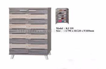 KJ110 2door Shoe cabinet