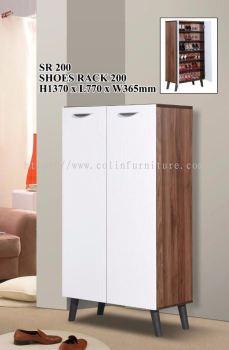 SR200 2door Shoe cabinet