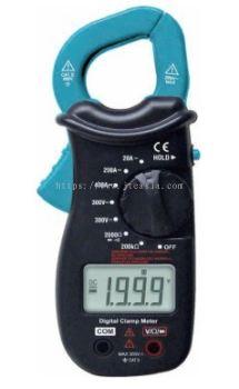 Mini Digital Clamp Multimeter