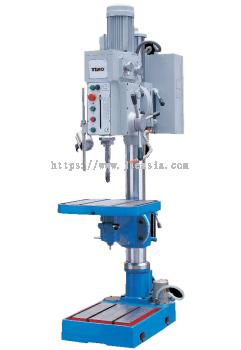 400V/1.5KW/32mm Auto-Feed Floor Standing Pillar Drill - Gear Driven