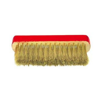 205mm/6*16mm Wooden Handled Safety Hand Brush - PBR