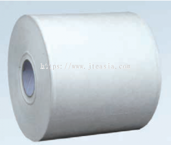250 x 300mm High Oil Absorption Single Ply Cloth Roll - White, 650 per Roll