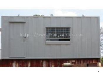 Special Design Steel Cabin