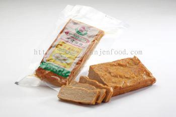 Golden Roast Vegetarian Duck