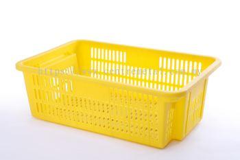 6722 Yellow Basket