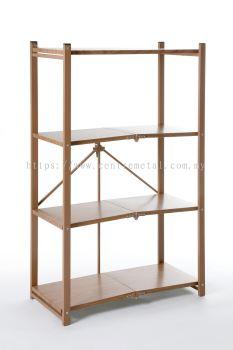 4 Layers Foldable Rack