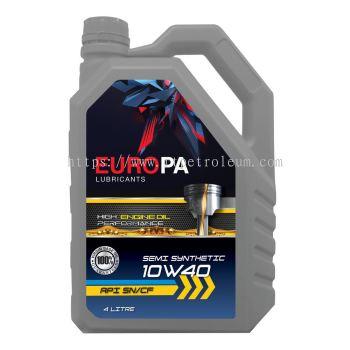 Europa 10W40 Semi Synthetic [85]