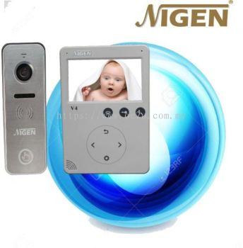 NIGEN Video Intercom Door Phone
