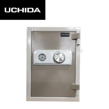 UCHIDA FIRE RESISTANT SAFE (UBH-57VCD)_57KG