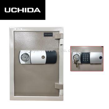 UCHIDA FIRE RESISTANT SAFE (UBH-57VE)_57KG