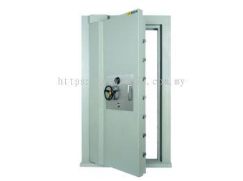 """FALCON 4"""" Strong Room Door (SSM100)_1300kg"""