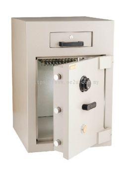 LION M-Series Commercial Safe c/w Front Drawer Trap (MT2)_618kg