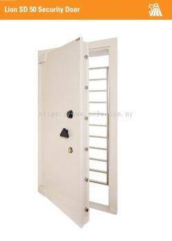 LION SD 50 Security Door (610kg)